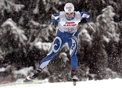 """Фотообзор: Лыжные гонки. Очередной этап """"Тур де ски"""""""
