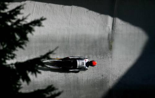 Фотообзор: Санный спорт. Немецкий пьедестал на чемпионате мира