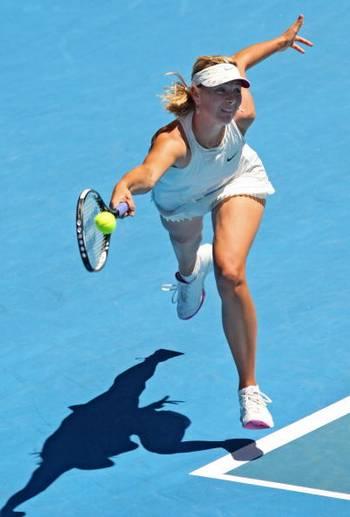 Фотообзор: Теннис. Мария Шарапова - чемпионка Австралии