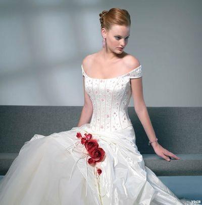Сказочная мечта невесты