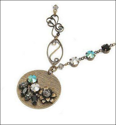 Фотообзор: Ожерелье «Возрождение ретро»