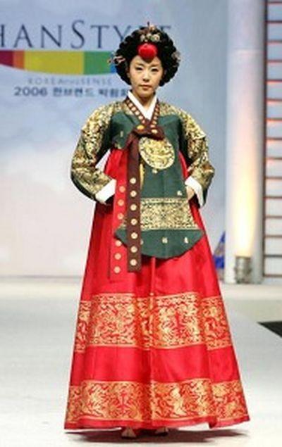 Фотообзор: Корейские традиционные костюмы