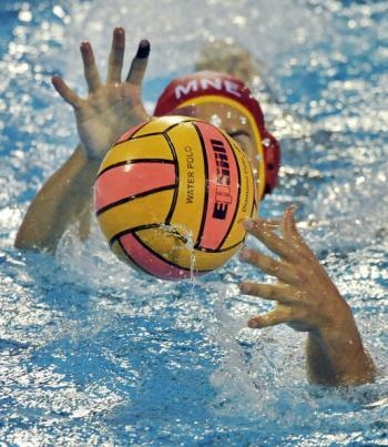 Фотообзор: Водное поло. Чемпионат Европы завершен