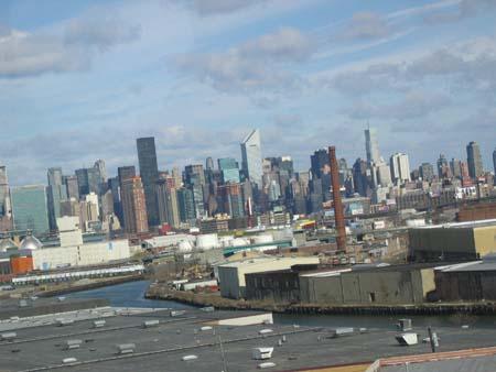 Фотообзор: Нью-Йорк «с заднего двора»