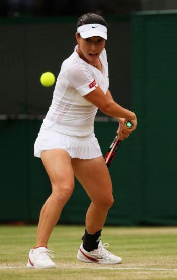 Фотообзор: Теннис. Пятый день Уимблдона