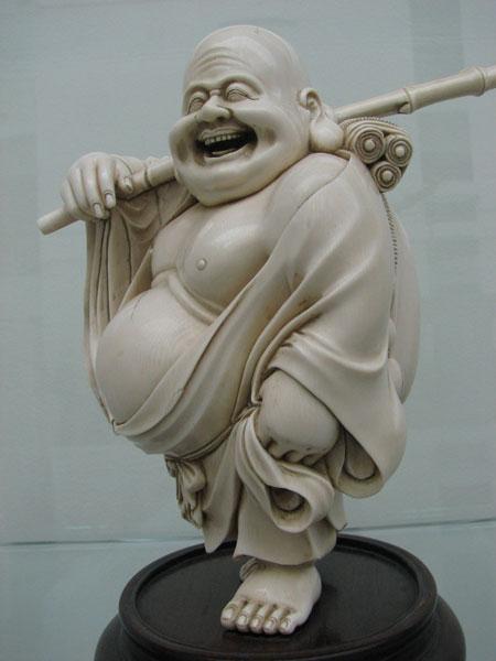 Фотообзор: Уникальные произведения старых мастеров Японии
