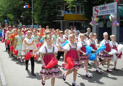 День независимости России в Ставрополе