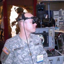 121 harv 2 - Армия США испытывает новую систему дистанционного управления роботами