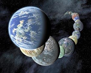 121 planetas - Потенциальные места для внеземной жизни есть, и их немало