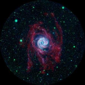 121 shgs08050221 - На окраинах Южной Вертушки обнаружено формирование звезд