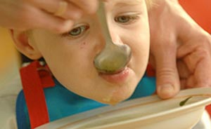 Избыток железа в пище может замедлить развитие детей