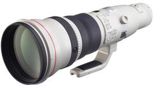 Начало продаж Canon EF 800mm F5.6 L IS USM