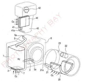 DSLR-камера с топливным элементом