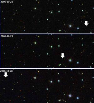 121 shgs08081911 - В Солнечной системе обнаружена гигантская комета