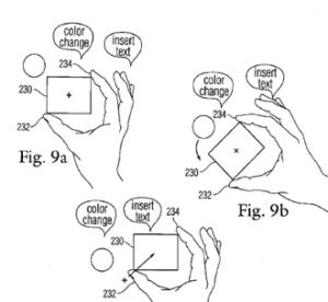 121 shgs08090731 - Компания Apple запатентовала новую версию технологии multi-touch