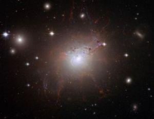 Как формируются Галактики?