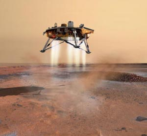 121 shgs8030201 - Поиском воды на Марсе займется Phoenix Lander