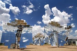 121 stirsu - В США побит рекорд КПД солнечной электростанции