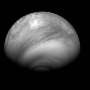 121 venu - Необъяснимое природное явление обнаружено на Венере