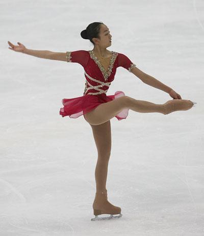 Фотообзор: Мао Асада – действующая чемпионка мира по фигурному катанию