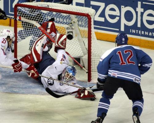 Фотообзор: Хоккей. Четвёртый день чемпионата мира