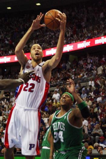 """Фотообзор: Баскетбол. """"Бостон"""" вышел в финал"""