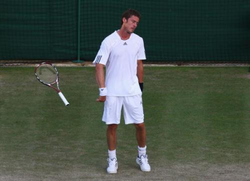 115 vrs200807012 - Фотообзор: Теннис. Четвертый круг Уимблдона. Мужчины