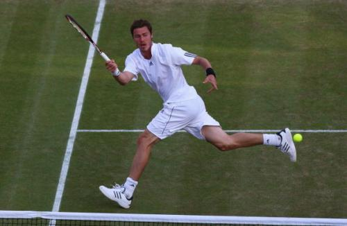 115 vrs200807014 - Фотообзор: Теннис. Четвертый круг Уимблдона. Мужчины