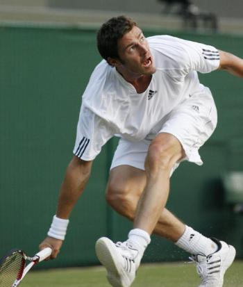 115 vrs200807015 - Фотообзор: Теннис. Четвертый круг Уимблдона. Мужчины