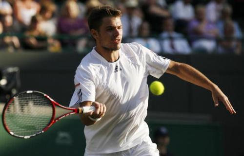 115 vrs200807018 - Фотообзор: Теннис. Четвертый круг Уимблдона. Мужчины