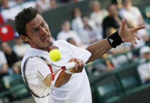 115 vrs200807019 - Фотообзор: Теннис. Четвертый круг Уимблдона. Мужчины