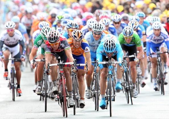 115 vrs200807077 - Фотообзор: Велоспорт. Во французском туре смена лидера