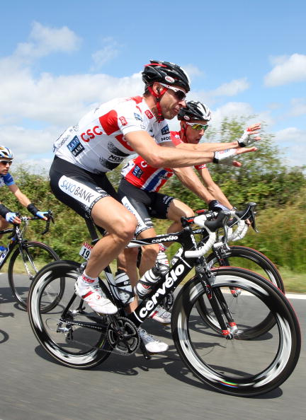 """115 vrs2008070910 - Фотообзор: Велоспорт. 5-й этап """"Тур де Франс"""""""