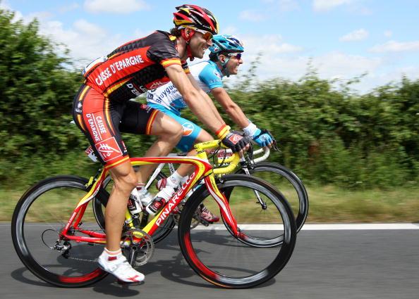 """115 vrs2008070911 - Фотообзор: Велоспорт. 5-й этап """"Тур де Франс"""""""