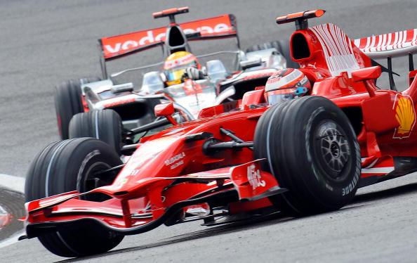 Фотообзор: Формула 1. Хэмилтон - лучший в Бельгии