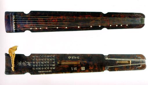 Цинь – инструмент мудрецов
