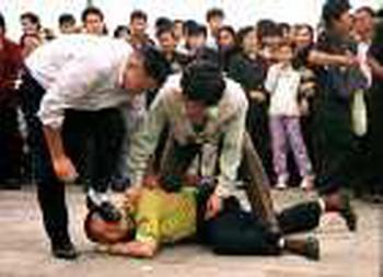 Сегодня репрессии в Китае - реальность?