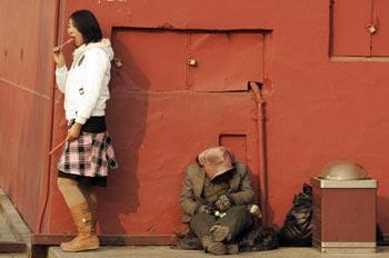 Всемирный банк: В Китае 254 миллиона человек живет ниже международного уровня бедности