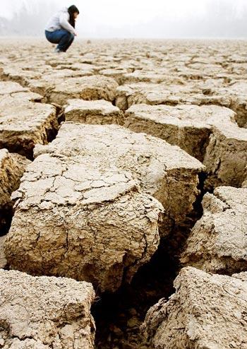 75 voda - Источники воды в провинции Хэбей засыхают – Пекин обеспокоен