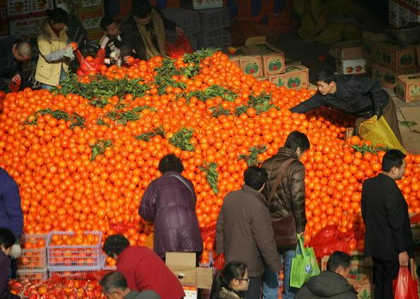 75 2401 Dalu2 - Китай готовится к Новому году