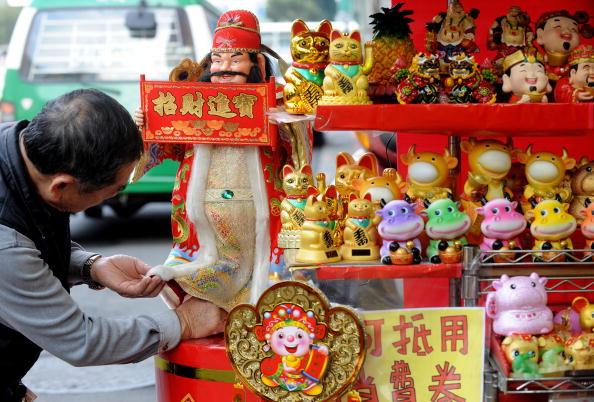 75 2401 taiwan7 - Китай готовится к Новому году