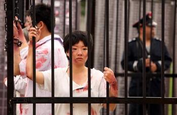"""Международный день """"Врачи мира за мир"""" и трагедия современного Китая"""