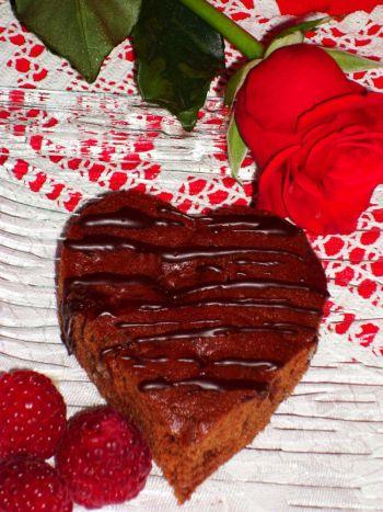 Пирог для  любимого