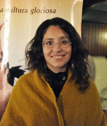 115 HiliA - Актриса из Чили: «Мне это показалось, действительно, драгоценным»