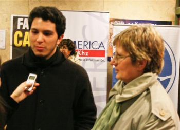 115 MatthewRobertson - Молодой пианист о Shen Yun в Аргентине: «Все было великолепно»