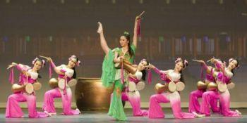 Представление, отражающее глубину китайской культуры