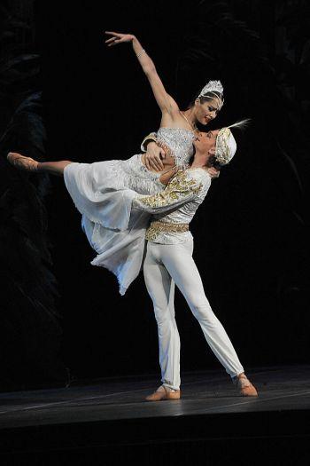 Танец появился до создания музыки. Минкус и Петипа