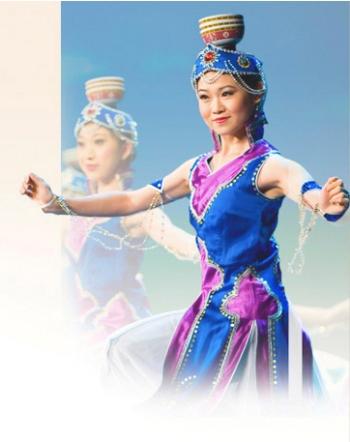 Коллектив Divine Performing Arts открывает дух древнего Китая
