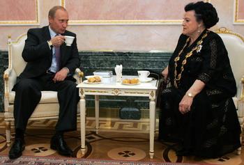 Людмила Зыкина отметит свой юбилей гастрольным туром по всей России