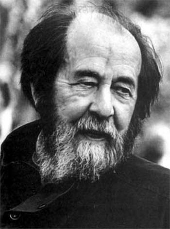 126 16 07 09 sol - В Москве открылась выставка памяти Солженицына